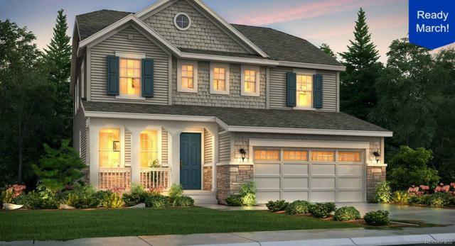 16211 Azalea Avenue, Parker, CO 80134 (MLS #6254203) :: 8z Real Estate