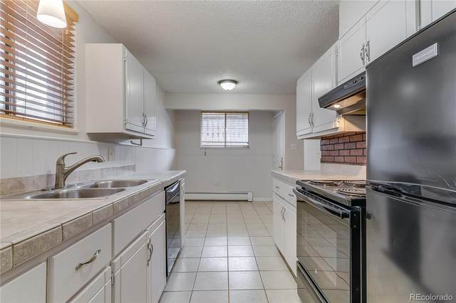 5491 E Warren Avenue #117, Denver, CO 80222 (#6254286) :: Bring Home Denver with Keller Williams Downtown Realty LLC