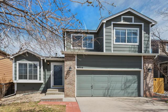 9724 Cove Creek Drive, Highlands Ranch, CO 80129 (#6254376) :: The Peak Properties Group