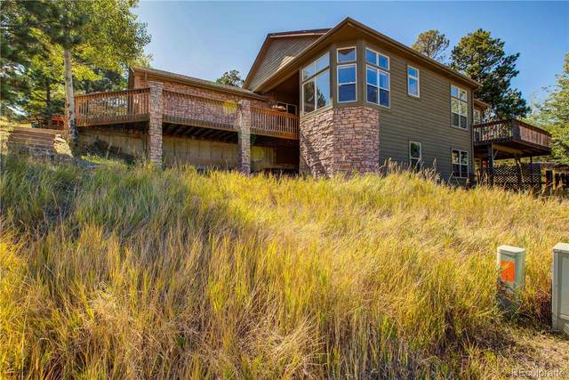 3037 Sun Creek Ridge, Evergreen, CO 80439 (#6254474) :: The DeGrood Team