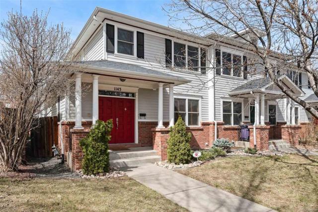 1143 Harrison Street, Denver, CO 80206 (MLS #6254821) :: 8z Real Estate