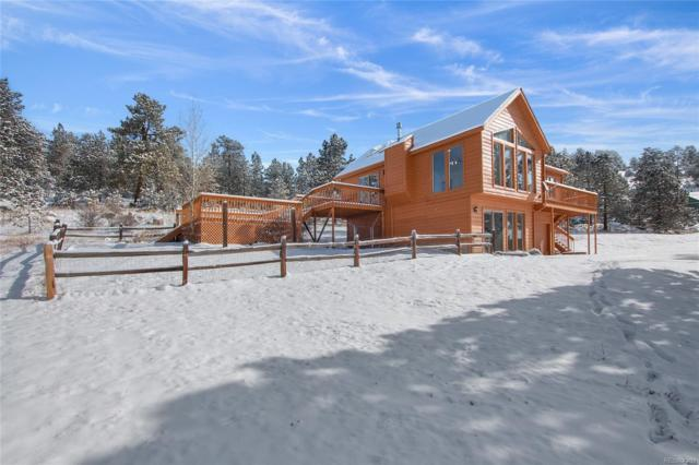 13811 Pine Valley Road, Pine, CO 80470 (MLS #6255350) :: Kittle Real Estate