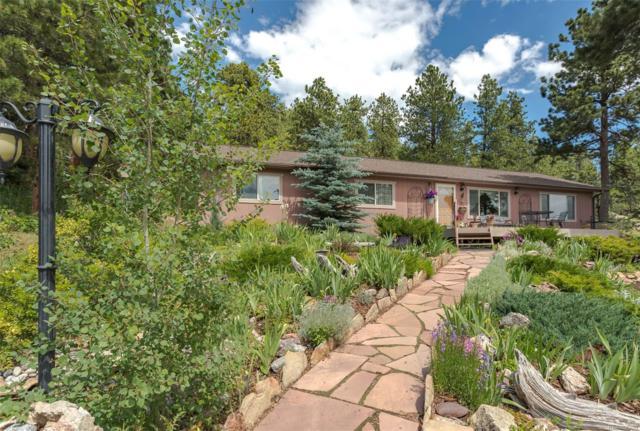 32147 Sylvan Road, Golden, CO 80403 (#6255388) :: The Peak Properties Group