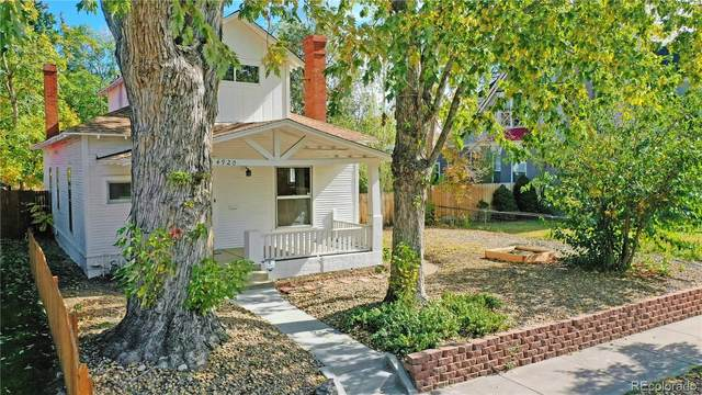4920 Quitman Street, Denver, CO 80212 (MLS #6255389) :: Kittle Real Estate