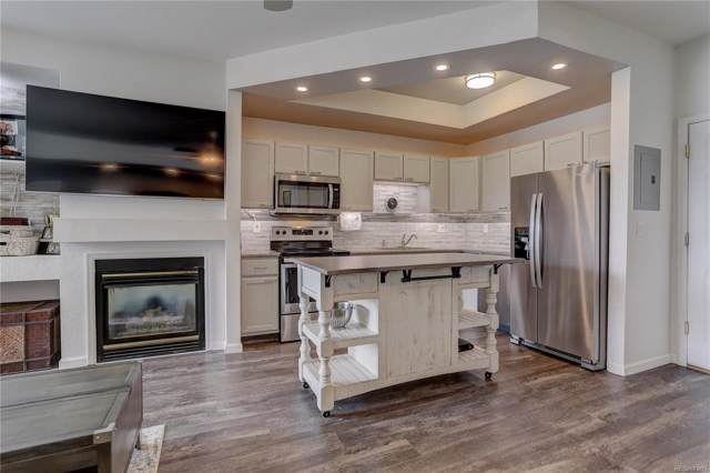 2830 W Centennial Drive B, Littleton, CO 80123 (#6255415) :: The Margolis Team