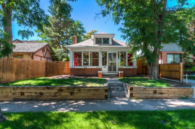 517 Josephine Street, Denver, CO 80206 (#6255551) :: The Peak Properties Group
