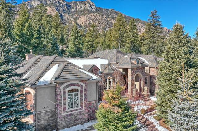 4930 Willow Stone Heights, Colorado Springs, CO 80906 (#6255727) :: Stephanie Fryncko | Keller Williams Integrity