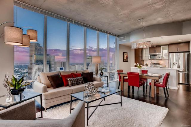 891 14th Street #4008, Denver, CO 80202 (#6255788) :: The Griffith Home Team