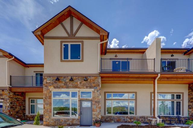 123 Halley's  Avenue C, Poncha Springs, CO 81242 (MLS #6256422) :: Bliss Realty Group