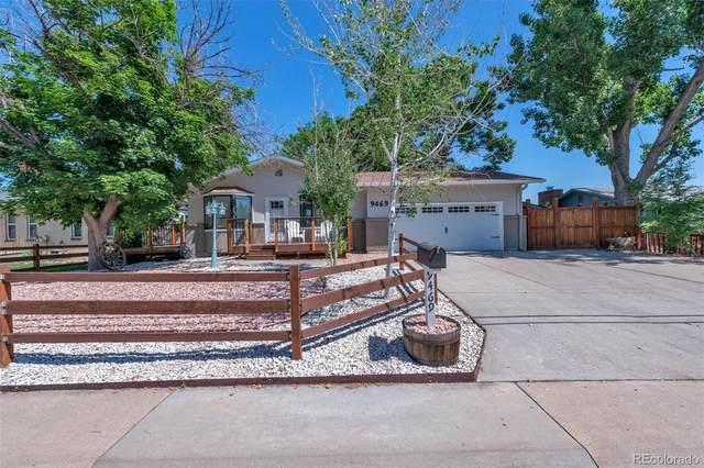 9469 Grandview Avenue, Arvada, CO 80002 (MLS #6256667) :: The Sam Biller Home Team