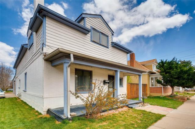 147 W Dartmouth Avenue, Englewood, CO 80110 (#6256752) :: The Griffith Home Team