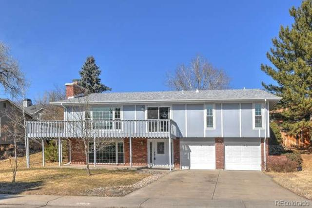 11765 W 74th Avenue, Arvada, CO 80005 (#6257286) :: The HomeSmiths Team - Keller Williams