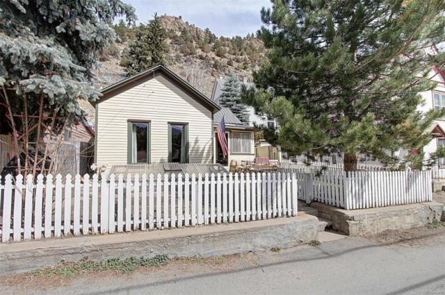 1436 Virginia Street, Idaho Springs, CO 80452 (#6257462) :: Bring Home Denver