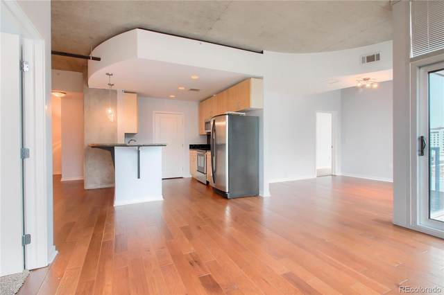 1700 Bassett Street #901, Denver, CO 80202 (#6257562) :: Briggs American Properties