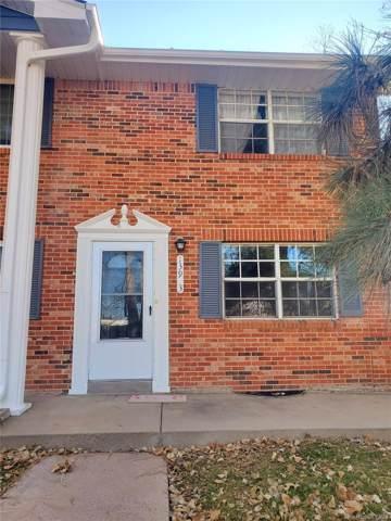 13963 E Utah Circle, Aurora, CO 80012 (MLS #6257602) :: 8z Real Estate