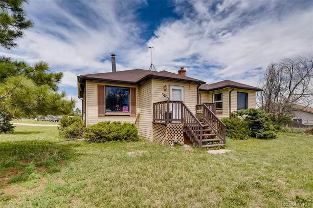323 E Logan Street, Elizabeth, CO 80107 (#6257623) :: Berkshire Hathaway HomeServices Innovative Real Estate