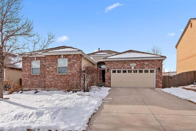 10350 Nottingham Drive, Parker, CO 80134 (#6257701) :: The HomeSmiths Team - Keller Williams