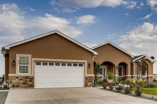 62608 E 2nd Lane, Byers, CO 80103 (#6257747) :: The Scott Futa Home Team