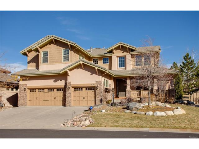 9490 S Silent Hills Drive, Lone Tree, CO 80124 (#6257762) :: The Thayer Group