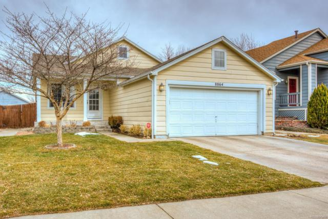 8864 Clover Meadow Lane, Parker, CO 80134 (#6257786) :: The Heyl Group at Keller Williams