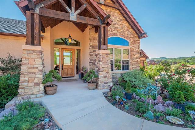 241 Crystal Valley Road, Manitou Springs, CO 80829 (#6257789) :: The Margolis Team