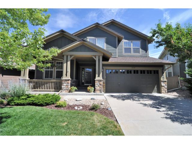 3555 Craftsbury Drive, Highlands Ranch, CO 80126 (MLS #6257911) :: 8z Real Estate