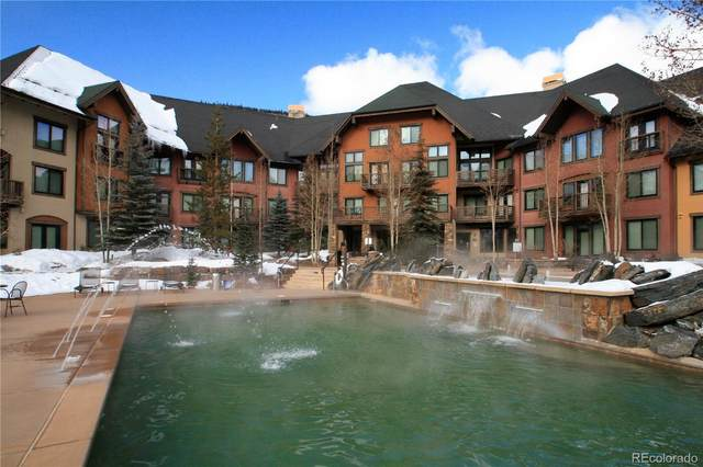 172 Beeler Place #216, Copper Mountain, CO 80443 (#6258478) :: Mile High Luxury Real Estate