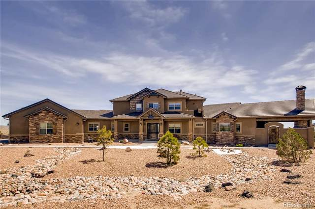 13490 Eastonville Road, Elbert, CO 80106 (#6258846) :: The DeGrood Team