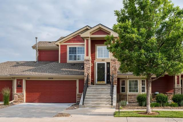 13836 Legend Trail #103, Broomfield, CO 80023 (#6258980) :: The Harling Team @ Homesmart Realty Group