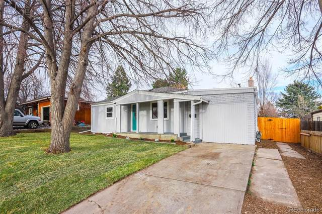 1140 S Wolff Street, Denver, CO 80219 (MLS #6259492) :: Kittle Real Estate