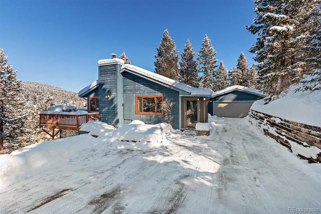 6893 Snowshoe Trail, Evergreen, CO 80439 (MLS #6259646) :: 8z Real Estate