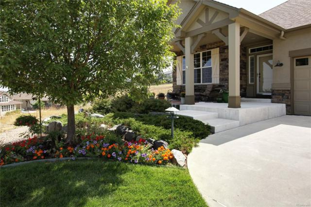 8703 Deframe Court, Arvada, CO 80005 (#6259665) :: The Griffith Home Team