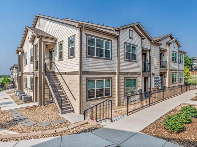 4500 Copeland Circle #201, Highlands Ranch, CO 80126 (MLS #6259913) :: Find Colorado