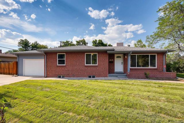 5755 W Florida Avenue, Lakewood, CO 80232 (#6260128) :: Hometrackr Denver