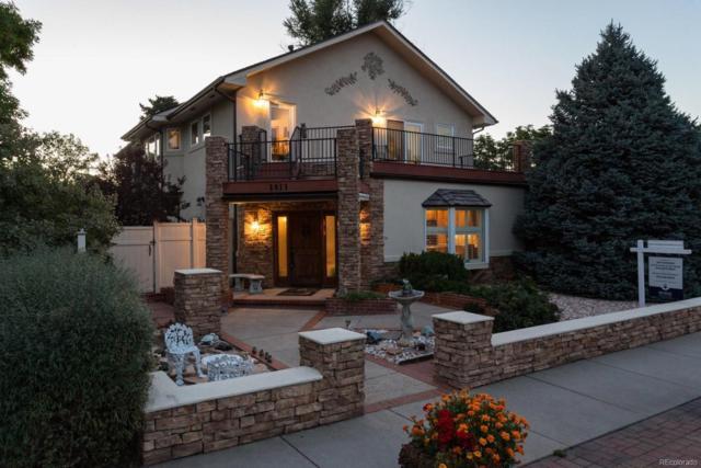1911 S Pearl Street, Denver, CO 80210 (#6260372) :: The Peak Properties Group