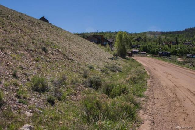 392 County Road 895, Granby, CO 80446 (#6261429) :: Structure CO Group