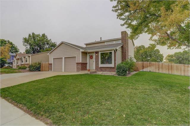 11107 W Dorado Place, Littleton, CO 80127 (MLS #6261455) :: 8z Real Estate