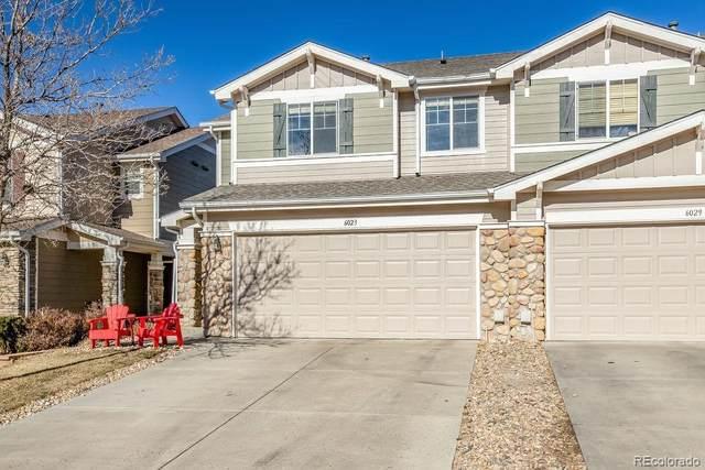 6023 Wescroft Avenue, Castle Rock, CO 80104 (MLS #6261574) :: 8z Real Estate