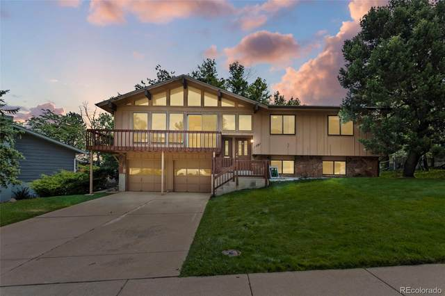 1581 Judson Drive, Boulder, CO 80305 (#6261764) :: The DeGrood Team