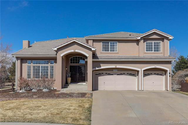 2789 Huntsford Circle, Highlands Ranch, CO 80126 (MLS #6261802) :: Find Colorado