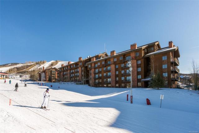 2420 Ski Trail Lane #105, Steamboat Springs, CO 80487 (#6261991) :: House Hunters Colorado
