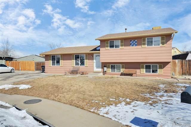 3727 E 88th Circle N, Thornton, CO 80229 (MLS #6262099) :: 8z Real Estate