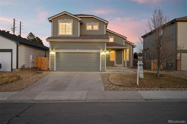 5395 Ben Park Circle, Parker, CO 80134 (#6262258) :: Stephanie Fryncko | Keller Williams Integrity