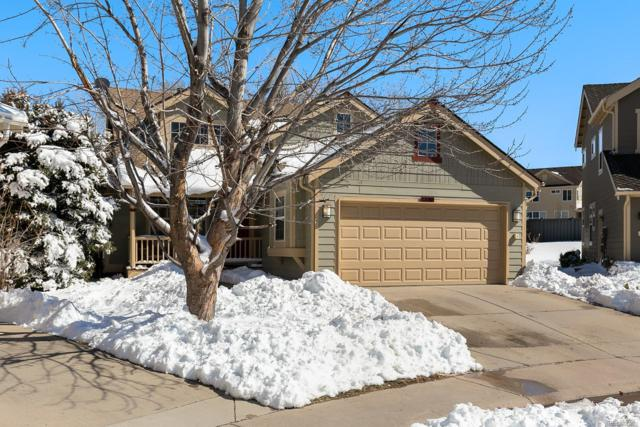 13088 S Stuart Way, Parker, CO 80134 (#6262890) :: The Heyl Group at Keller Williams