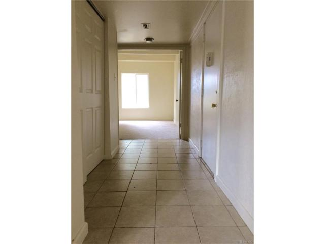 9700 E Iliff Avenue K143, Denver, CO 80231 (#6263408) :: The Peak Properties Group