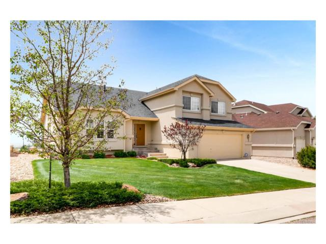 723 Fox Run Circle, Colorado Springs, CO 80921 (MLS #6263558) :: 8z Real Estate