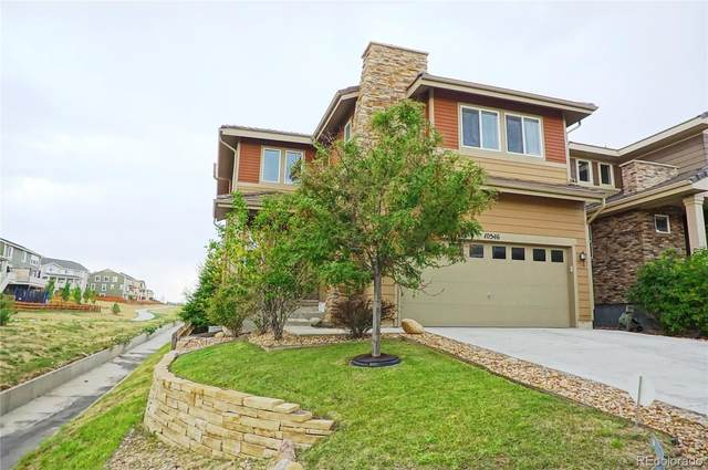 10546 Rutledge Street, Parker, CO 80134 (#6263697) :: The Margolis Team