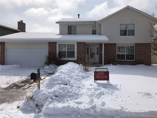 5145 S Yampa Circle, Centennial, CO 80015 (#6263972) :: Bring Home Denver with Keller Williams Downtown Realty LLC