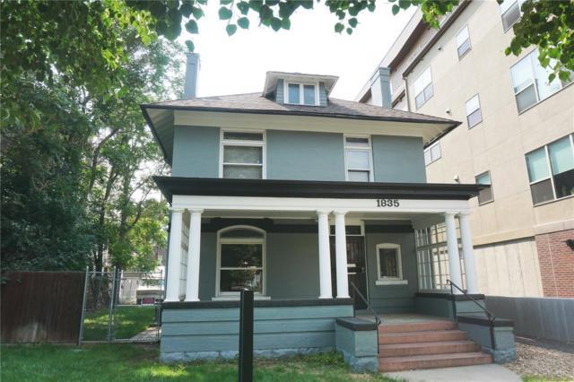 1835 Gaylord Street, Denver, CO 80206 (#6264279) :: The Peak Properties Group