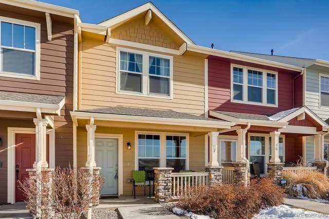 15612 E 96th Way 11F, Commerce City, CO 80022 (MLS #6264342) :: 8z Real Estate